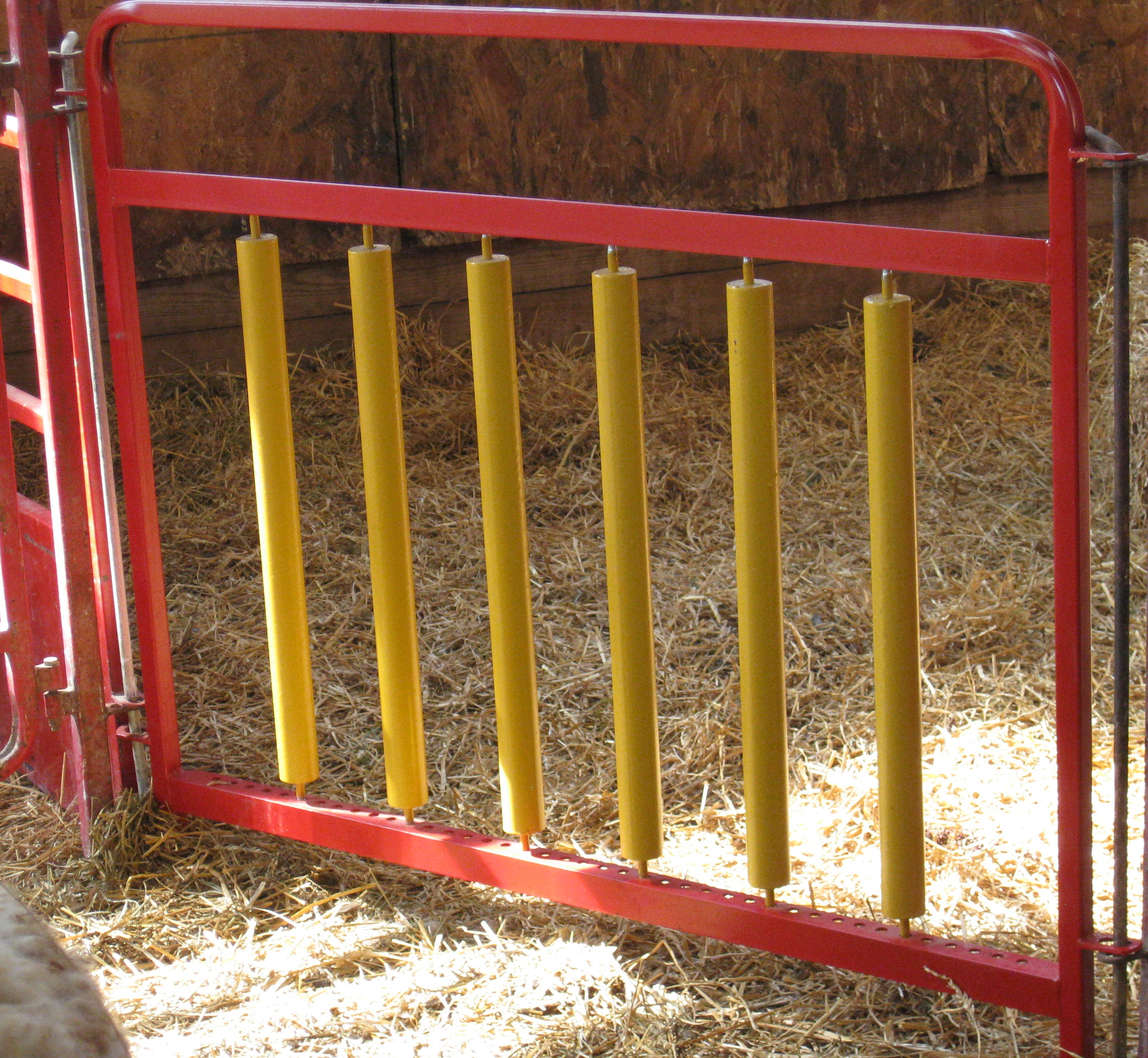 attachments creep x recycled shop hygenic pen for front of farmers calf feeders sheep solway plastic detail lamb feeder