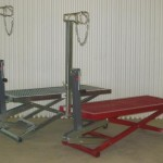 Heavy Duty Jack-Up Stands