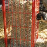Small Square Bale Feeder