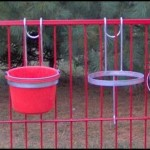Bucket Holders & Buckets